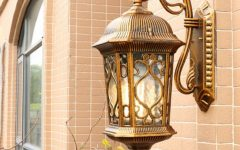 Carner Outdoor Wall Lanterns