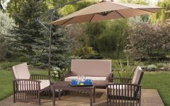 Extended Patio Umbrellas