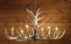 Antler Chandeliers and Lighting