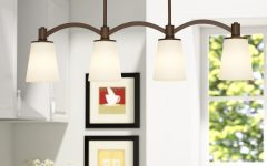 Smithville 4-Light Kitchen Island Pendants