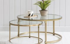 Stack Hi-gloss Wood Coffee Tables