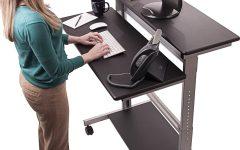 Computer Desks Ergonomic for Home