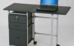 Computer Desks with Wheels