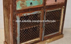 Corrugated Metal Sideboards
