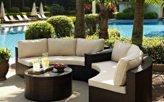 Round Patio Conversation Sets