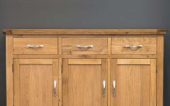 3-drawer Sideboards