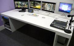 Computer Editing Desks
