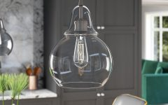 Conard 1-Light Single Teardrop Pendants