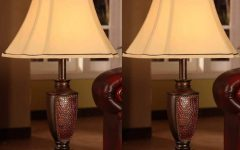 Wireless Living Room Table Lamps