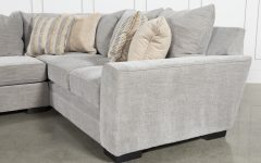 Delano Smoke 3 Piece Sectionals