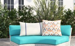 Falmouth Patio Sofas With Cushions