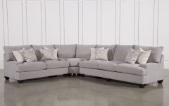 Sierra Down 3 Piece Sectionals With Laf Chaise