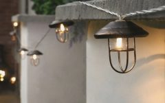 Outdoor Battery Lanterns for Patio