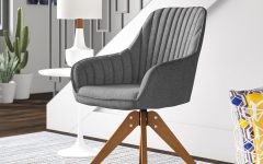 Brister Swivel Side Chairs