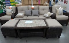 Costco Patio Conversation Sets