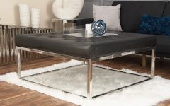 Button Tufted Coffee Tables