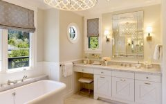 Chandelier Bathroom Lighting Fixtures