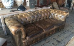 Vintage Chesterfield Sofas
