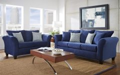 Dark Blue Sofas