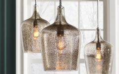 Giacinta 1-light Single Bell Pendants