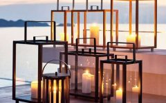 Modern Outdoor Lanterns