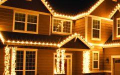 Outdoor Xmas Lanterns
