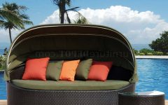 Outdoor Sofas With Canopy