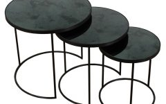 Set Of Nesting Coffee Tables