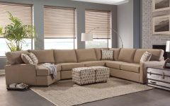 Virginia Sectional Sofas