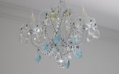 Chandelier Light Fixture for Ceiling Fan