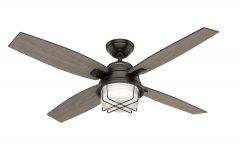 Outdoor Ceiling Fans with Long Downrod