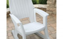 Plastic Patio Rocking Chairs