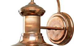 Copper Outdoor Lanterns