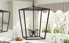 Finnick 4-light Foyer Pendants