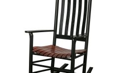 Rocking Chairs With Lumbar Support
