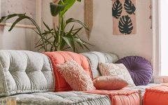 Floor Cushion Sofas