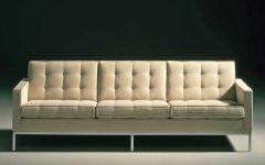 Florence Knoll Fabric Sofas