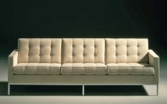 Florence Knoll Wood Legs Sofas