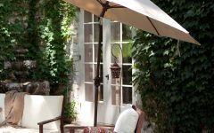 Free Standing Patio Umbrellas