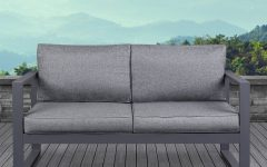 Baltic Loveseats with Cushions