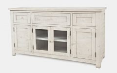 """Caila 60"""" Wide 3 Drawer Sideboards"""