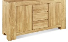 3-drawer/2-door Sideboards