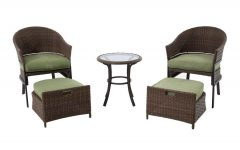 Garden Treasures Patio Conversation Sets