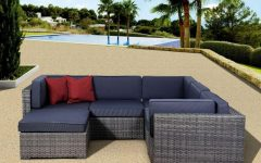 Grey Patio Conversation Sets