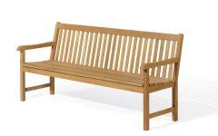 Harpersfield Wooden Garden Benches
