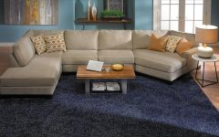 Sectional Sofas With Cuddler Chaise