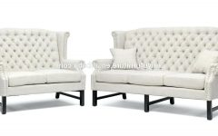 High Back Sofas And Chairs