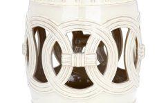 Holbrook Ceramic Garden Stools