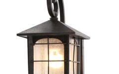 Outdoor Iron Lanterns