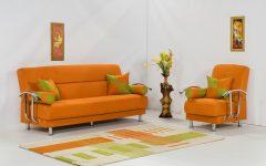 Orange Sofa Chairs
